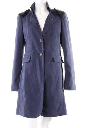 Yaya Long-Blazer blau