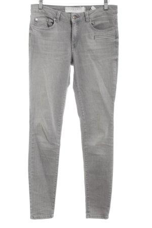 Yaya Skinny Jeans hellgrau Casual-Look