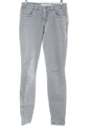 Yaya Skinny Jeans grau Casual-Look