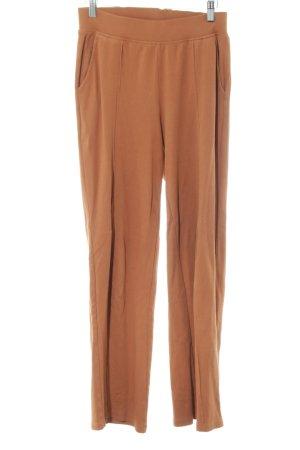 Yaya Sweat Pants light orange casual look