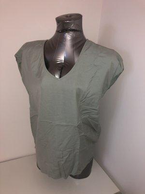 Yaya women, T-Shirt-Bluse, graugrün, Gr. 36