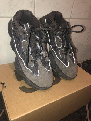 Adidas Originals Lace-Up Sneaker anthracite-dark grey