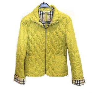 Yellow  Burberry Jacket