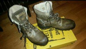 Yellow Cab Herren Biker Boots