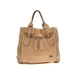Yellow  Chloe Shoulder Bag