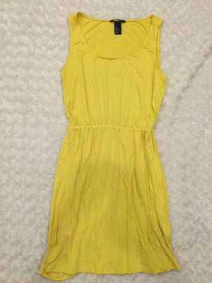 Yellow dress By h&m cute