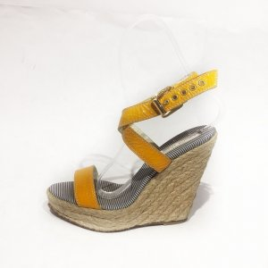 Yellow  DSquared2 Sandal