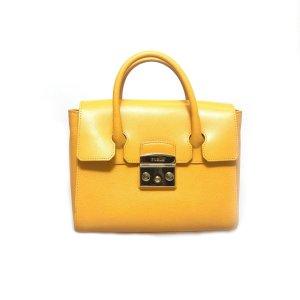 Yellow  Furla Cross Body Bag