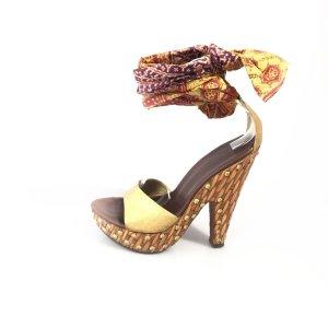 Yellow  Giuseppe Zanotti High Heel