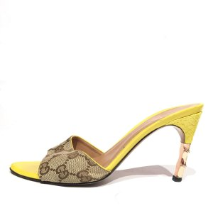 Gucci Sandals yellow