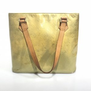 Yellow  Louis Vuitton Shoulder Bag
