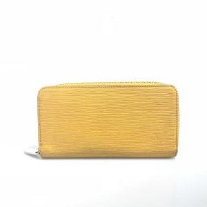 Yellow  Louis Vuitton Wallet
