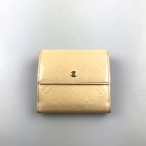 Louis Vuitton Portefeuille jaune