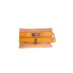 Yellow  Marc Jacobs Clutch