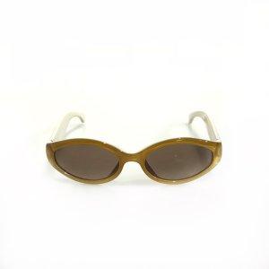 Yellow  Max Mara Sunglasses