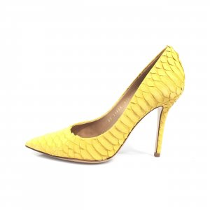 Yellow  Salvatore Ferragamo High Heel