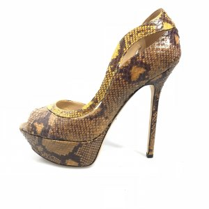 Yellow  Sergio Rossi High Heel