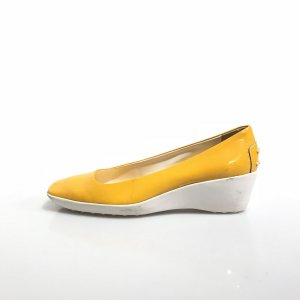 Yellow  Tod's Flat
