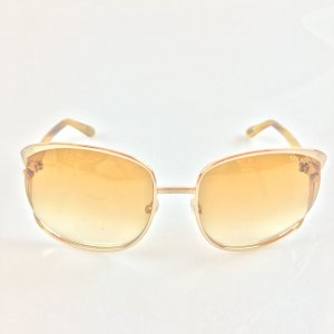 Yellow  Tom Ford Sunglasses