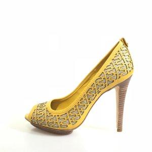 Yellow  Tory Burch High Heel