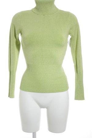 yes.bon Sweatshirt hellgrün Casual-Look