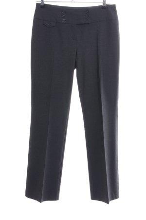 Yessica Pantalon zwart zakelijke stijl