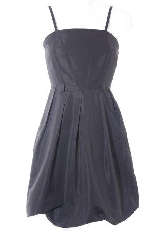 Yessica Ballonkleid schwarz klassischer Stil