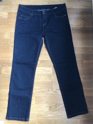 Yessica Boot Cut Jeans dark blue-blue