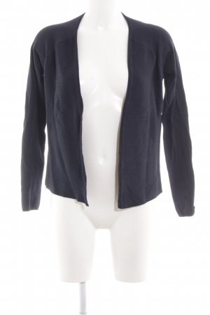 Yessica Cardigan blau Business-Look