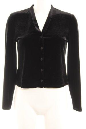 Yessica Cardigan schwarz Elegant