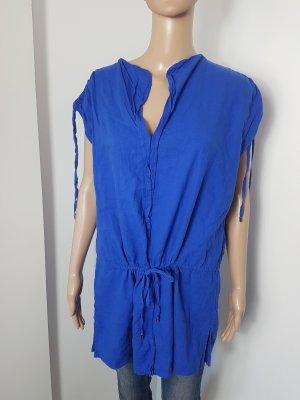 Yessica Tunique bleu lin