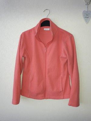 Yessica : Fleecjacke Größe S in Pink