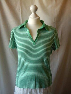 Yessica: Gestreiftes Poloshirt (M/38), Basics
