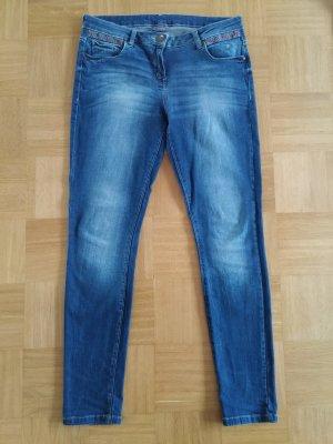 Yessica Jeans dunkelblau Gr. 40