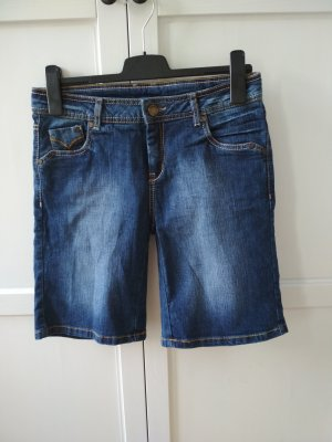 Yessica Jeansshorts Gr. 38 Jeans Shorts dunkelblau