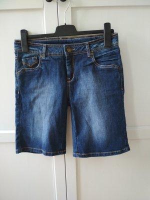 Yessica Jeansshorts Gr. 38 Jeans Shorts dunkelblau
