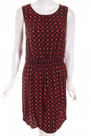 Yessica Kleid florales Muster klassischer Stil