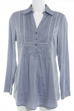 Yessica Long-Bluse himmelblau Casual-Look