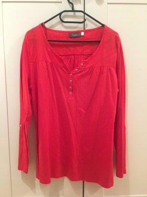 Yessica Longsleeve-Shirt rot