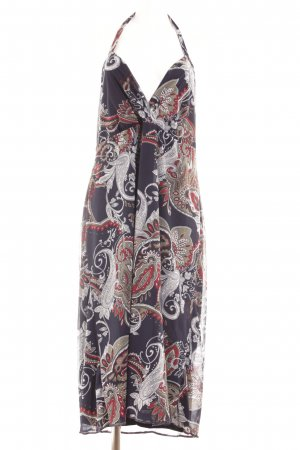 Yessica Halter Dress paisley pattern casual look