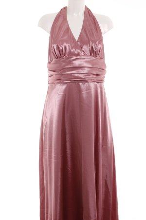 Yessica Neckholderkleid rosa Elegant