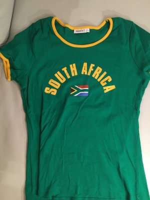 YESSICA Shirt mit South Africa Aufdruck, Gr. L, Neu und ungetragen