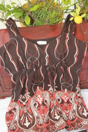 Yessica Shirt ohne Ärmel