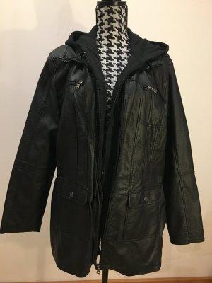 YESSICA sportive Jacke mit Kapuze, Gr. XL, wie NEU