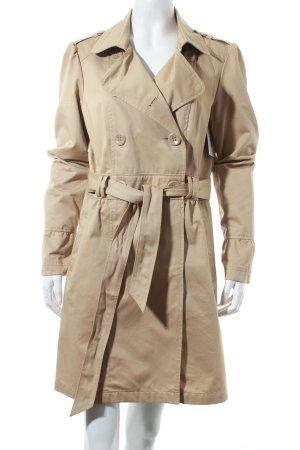 Yessica Trenchcoat beige klassischer Stil
