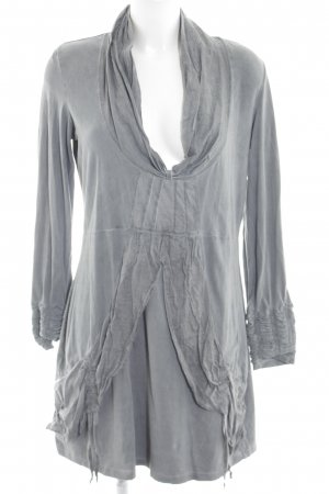 Yest A-Linien Kleid hellgrau Casual-Look