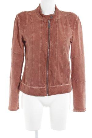 Yest Blouson dunkelorange-bronzefarben Casual-Look