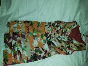 yest lagen kleid farbmix