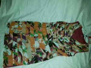 yest minikleid im lagen-look
