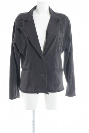Yest Outdoor Jacket anthracite mixed pattern casual look